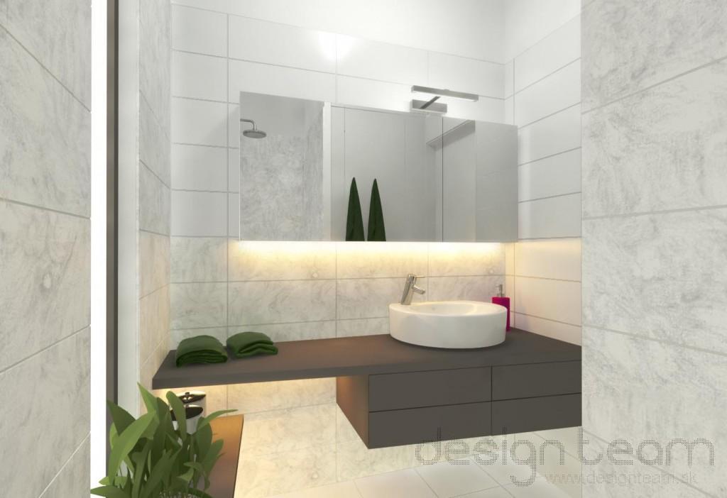 Kúpeľňa na milimetre